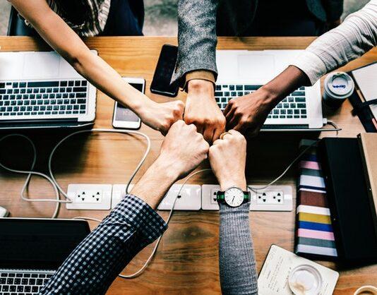 skapa försäljning via nätverk